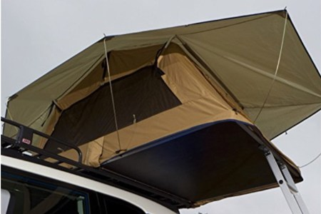"ARB ARB4101A Sand 55"" Width x 94.5"" Length x 51"" Height Kakadu Roof Top Tent review"