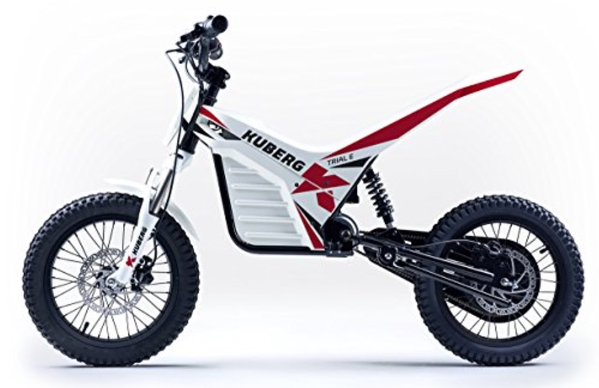 Kuberg 2016 Trial E Electric Bike review