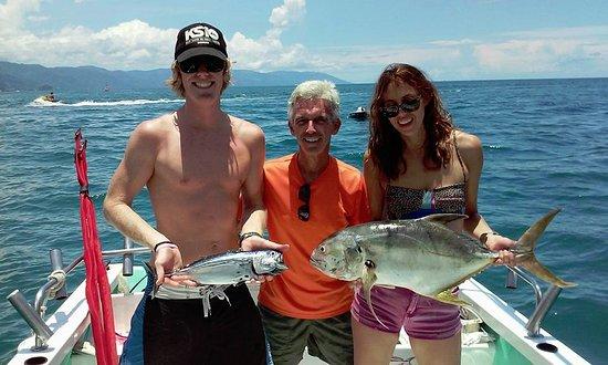 fishing in banderas bay