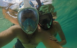 SeeReef Full Face Snorkel
