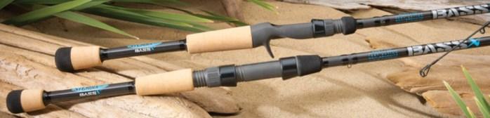 St. Croix Bass X Casting Rod