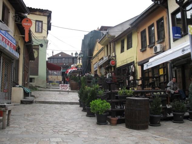 skopje bazaar
