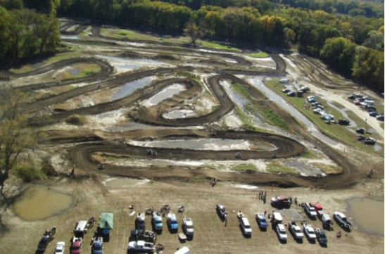 conneticut river motocross track
