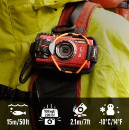 tg4 underwater camera