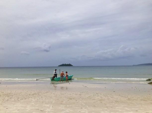 longset 4km beach