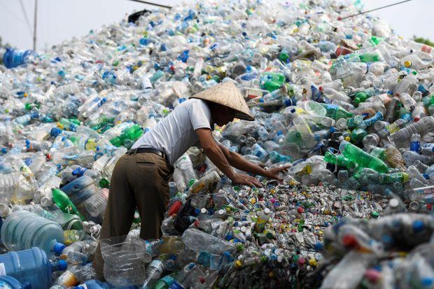 plastic Hanoi