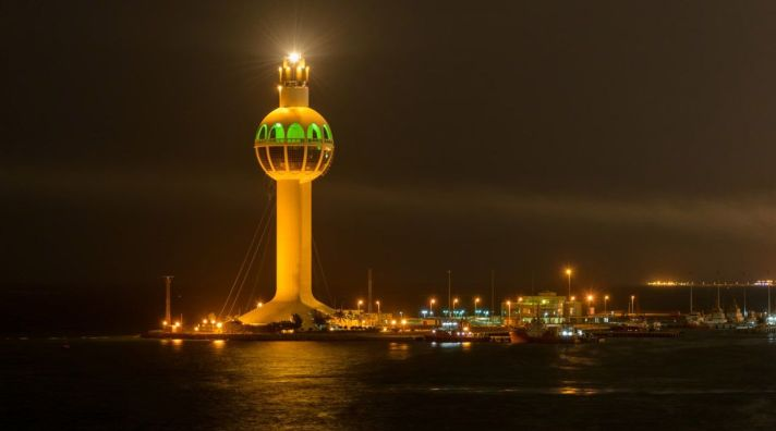 jeddah lighthouse saudi arabia