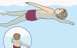 swimming the backstroke how to