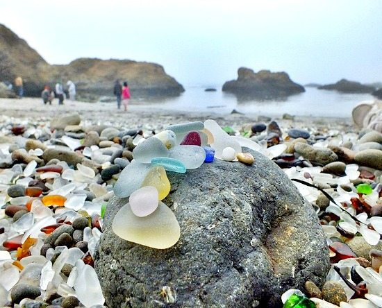 Best Sea Glass Beaches In Hawaii