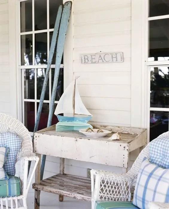 Beach Ideas Shabby Decorating Chic