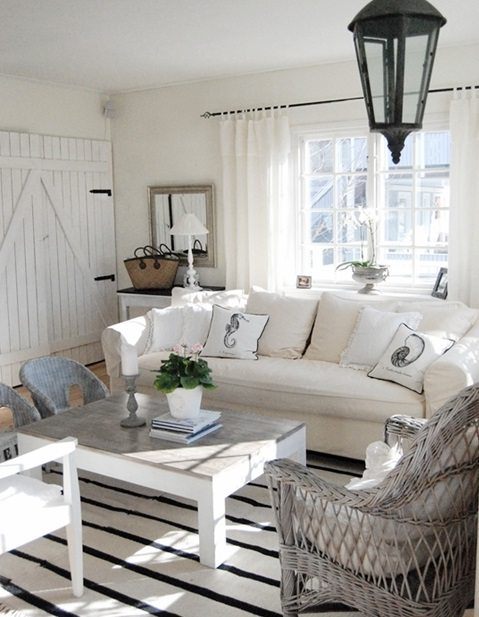 Cottage Beach Decorating Ideas