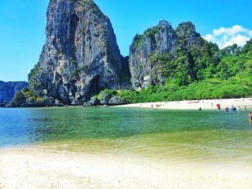 Railay Beach Thailand Islands