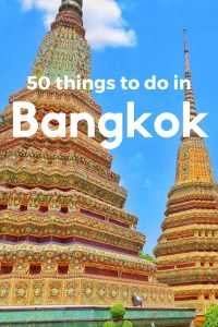 50 things to do in Bangkok, Thailand. Read my travel blog #beaches #islands #holiday #destinations #summer #beach #bikini #sand #sea #ocean #diving #elephants #islandhopping #inspiration #motivation #travel #explore #passport #tropical #beautiful #paradise #nature #wanderlust #view #blue #bucketlist #koh #phangan #samui #tao #bangkok #chiangmai #national parks #snorkelling #diving #adventure
