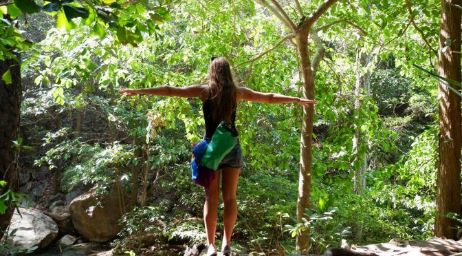 Solo Female Travel:  Backpacking Alone in Thailand
