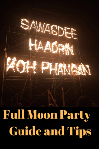 Full Moon Party - Guide and Tips