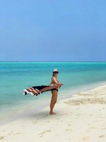 Bikini Beach in Thoddoo