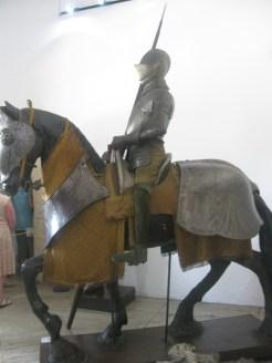 Santo Domingo:Conquistador, Horse and Armor