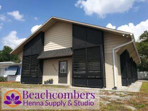 Beachcombers Henna Studio in Orlando
