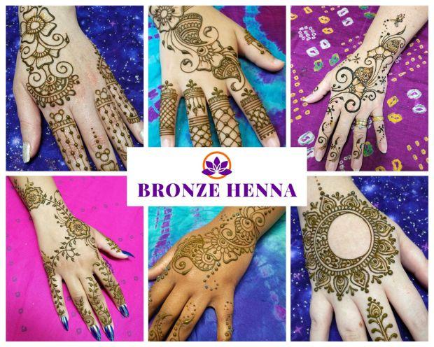 The best henna in Orlando