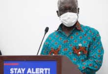 Photo of SENIOR MINISTER OSAFO-MARFO TESTS POSITIVE FOR COVID-19