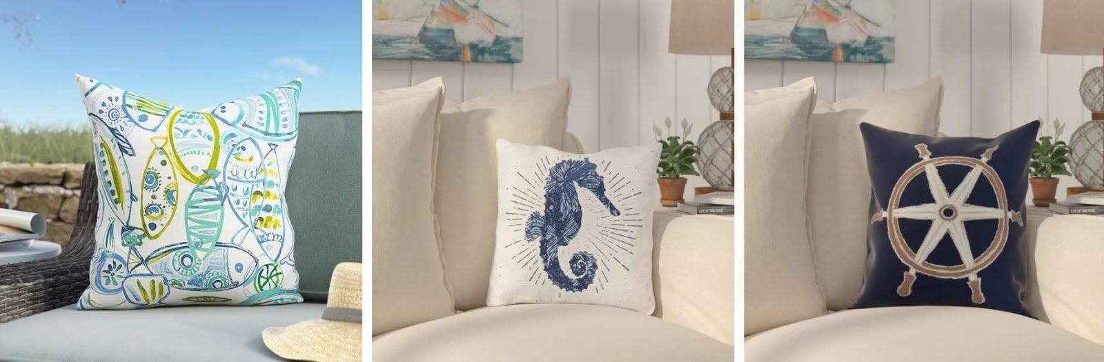 100 nautical pillows nautical pillow