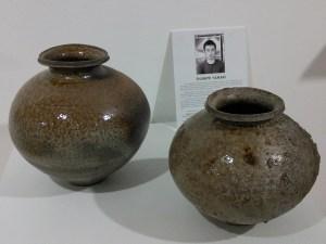 """Jar 1"" and ""Jar 2"" by Shumpei Yamaki"