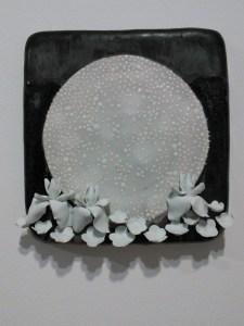 """""""Moonrise, Violets, Irises"""" by Juliana Shibata"""