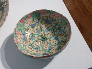 """Bowl"" by Shoko Teruyama"
