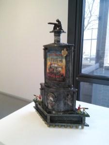"""St Hiram MAxim Old Zombie Killer"" by Marko Fields, Minneapolis, MN"