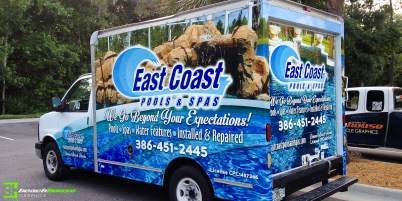 Truck Wraps & Graphics