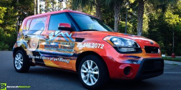 Vehicle Wraps, Graphics & More