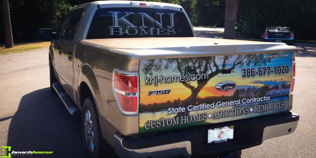 Vehicle Graphics, Wraps and More