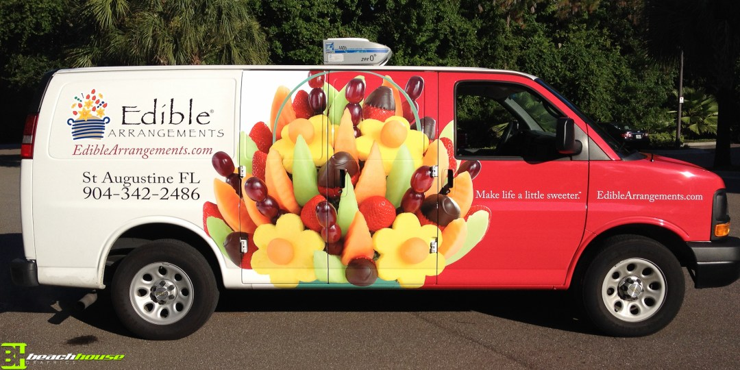 Palm Coast Van Wrap & Vehicle Graphics