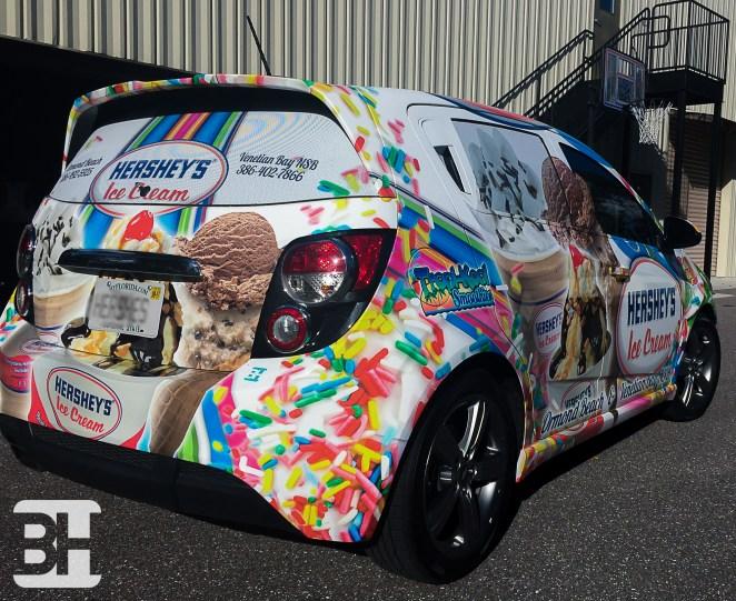 Daytona Beach Vehicle Wraps