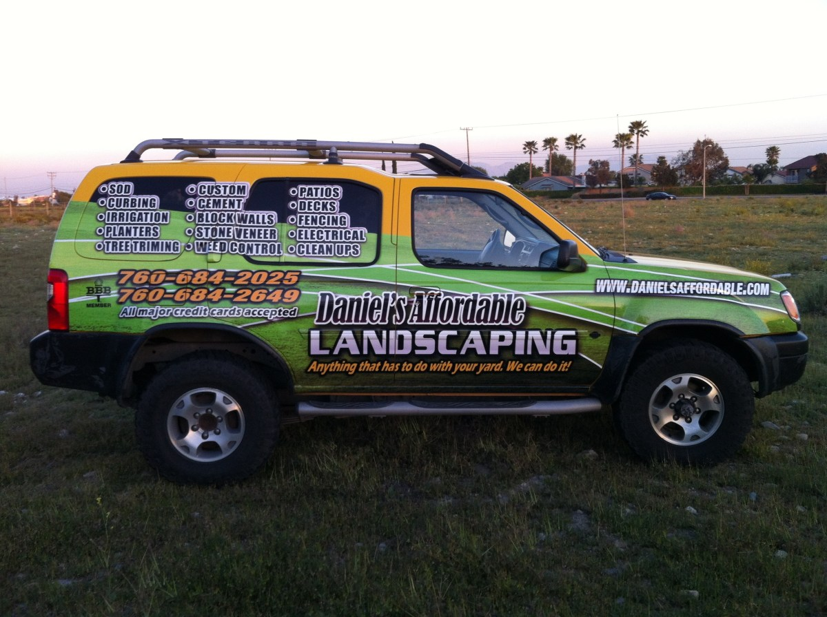 Sign Shop and Vehicle Wraps