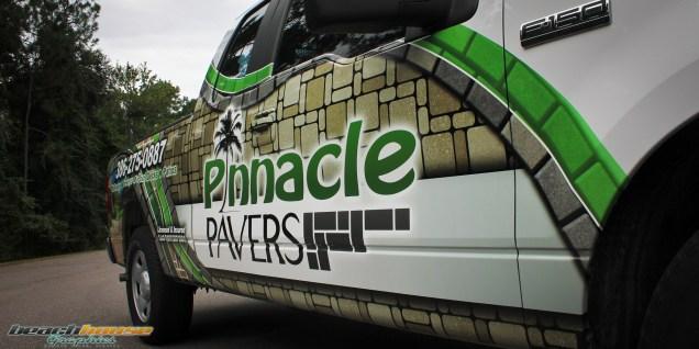 Central Florida - Vehicle Wraps, Truck Graphics - Vinyl Wrap - Company Car Design-4