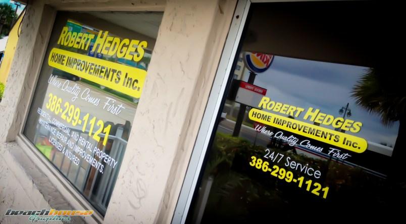 Daytona Beach - Window Vinyl, Window Decals, Window Stickers, Business Signs-1