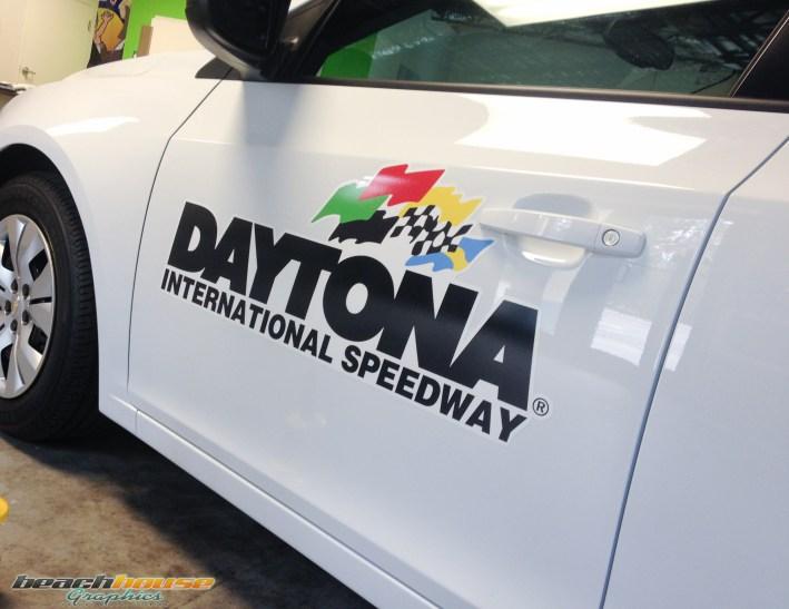 Daytona International Speedway Logo