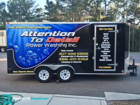 Custom wraps, graphics, decals and more