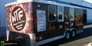 Food Truck Wrap, Fleet Wrap, Graphics, Decals, Stickers