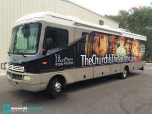 RV Wraps in Florida