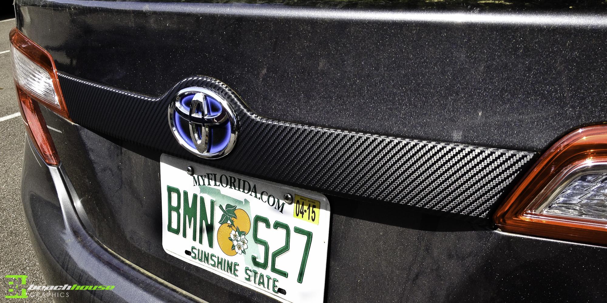 We Love Carbon Fiber Custom Vehicle Wraps