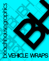 Daytona Beach - Vehicle Graphics