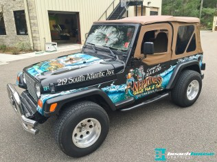 Vehicle Graphics, Wraps, Signs and more