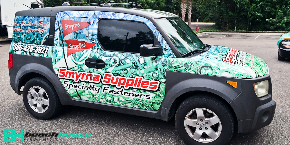 Signs and Vehicle Graphics