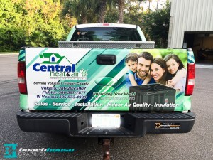 Custom Graphics, and Custom Wraps in Daytona Beach Florida