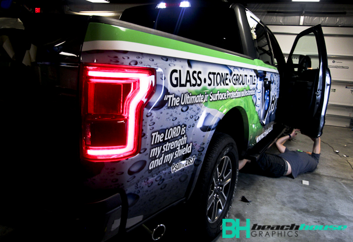 HydroShield Ford F-150 Wrap