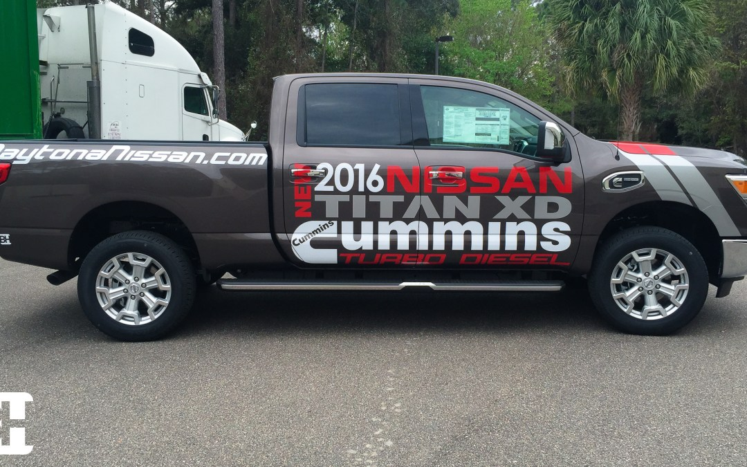 Daytona Nissan – Titan