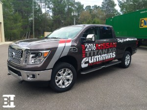 Vinyl Lettering Graphics and vehicle wraps in Daytona Beach