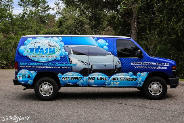 Vehicle Wraps and More in Ormond Beach